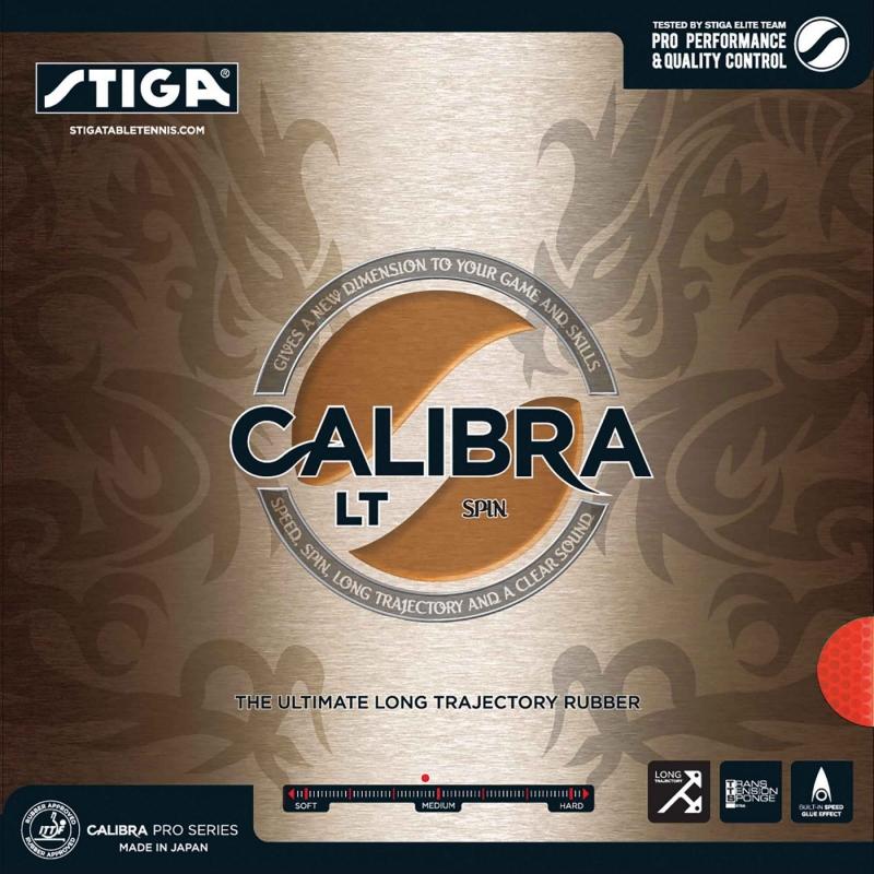 کالیبرا ال تی Spin